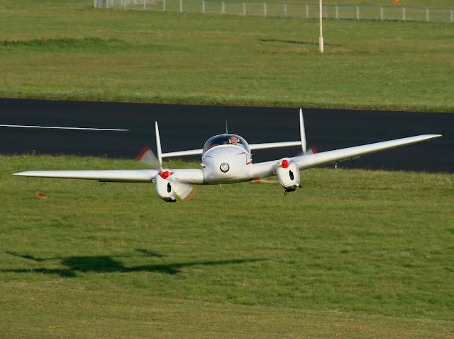 Miles M-65 Gemini