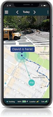 Review AngelSense 4G/LTE Kids GPS Tracker