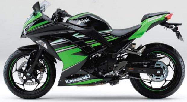 Kawasaki Akan Produksi Motor Sport 250 cc 4 Silinder