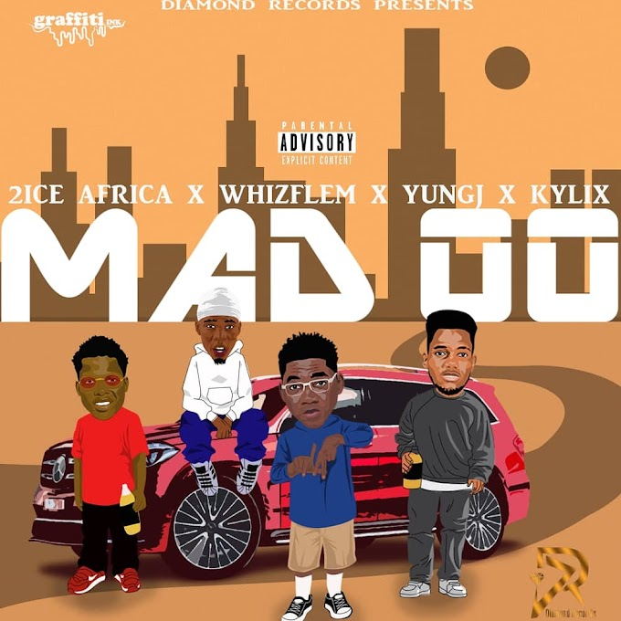 2ice Africa x Whizflem x YungJ x Kylix: MAD OO