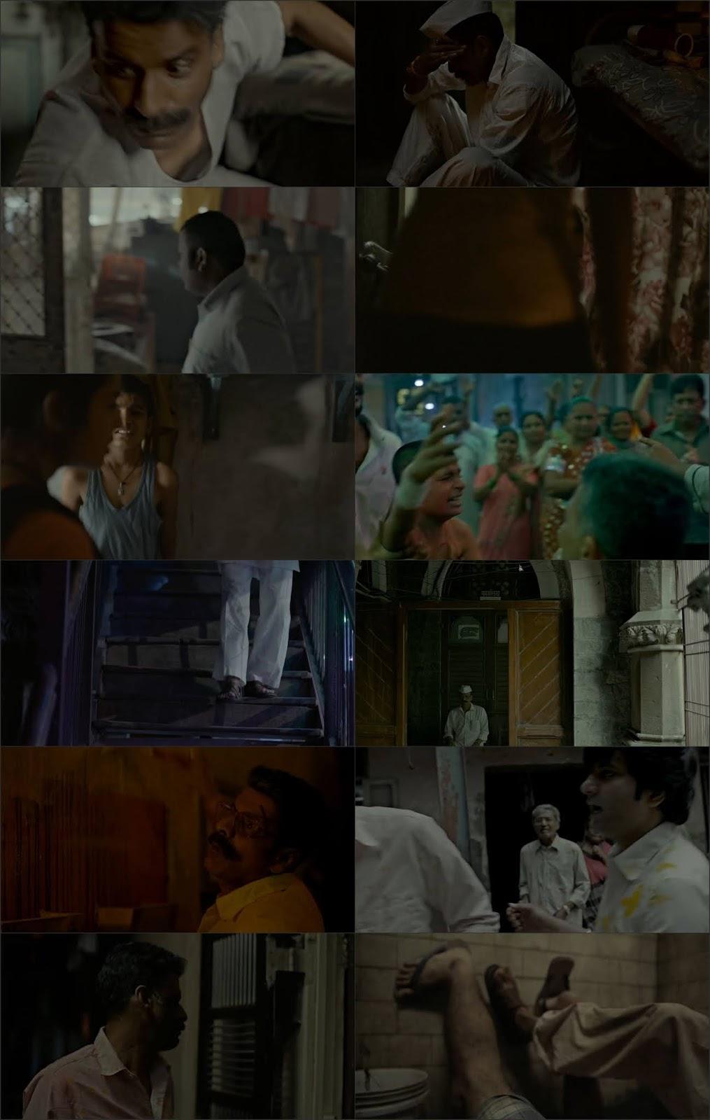 Bhonsle 2020 WEBRip 300MB Full Hindi Movie Download 480p