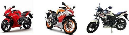 Motor Honda Sport Terbaru
