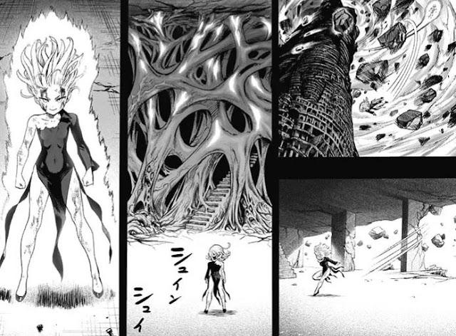 Manga One Punch Man Chapter 182: Saitama malah Santuy saat Dunia Mau Kiamat