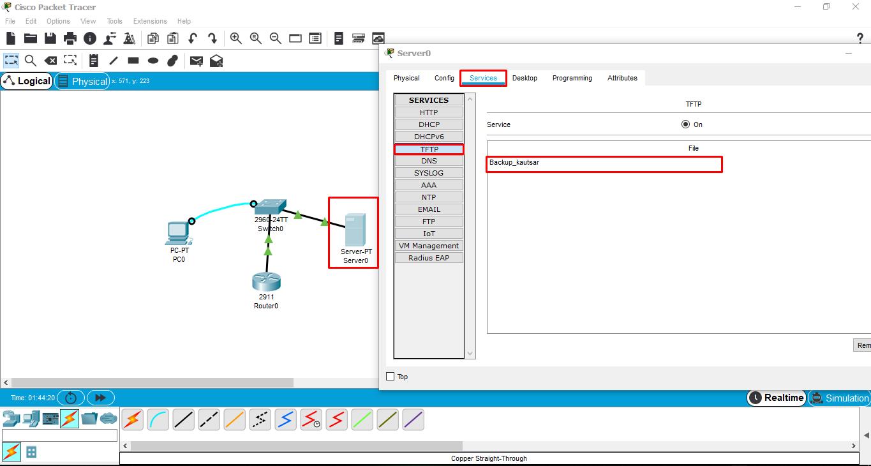 Cara Save, delete, backup dan restore konfigurasi Cisco ...