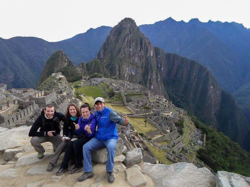 Machu Picchu - 5 lugares incríveis no Peru com criança