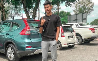 Biodata Muhd Azeem Fahmi Pelari Pecut Remaja Malaysia