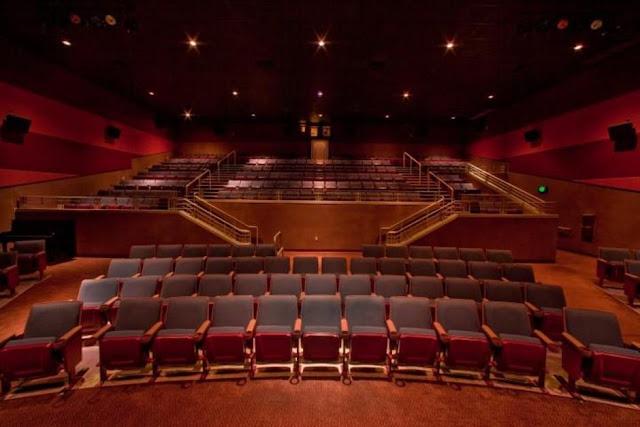 Arte: Cinema Tower Theater e museu Cubaocho