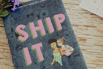 """Is """"Ship It"""" By Britta Lundin The Perfect Summer Reading for A Fangirl?"""