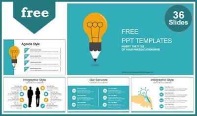 PowerPoint-Template-Creative-Idea-Bulb