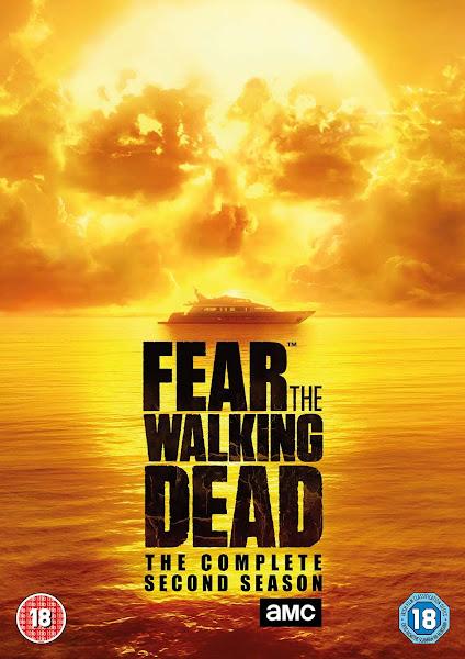 Poster of Fear the Walking Dead Season 2 Dual Audio [Hindi-DD5.1] 720p BluRay ESubs Download