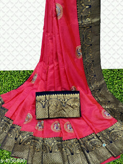 Nia Attractive Women's Sarees
