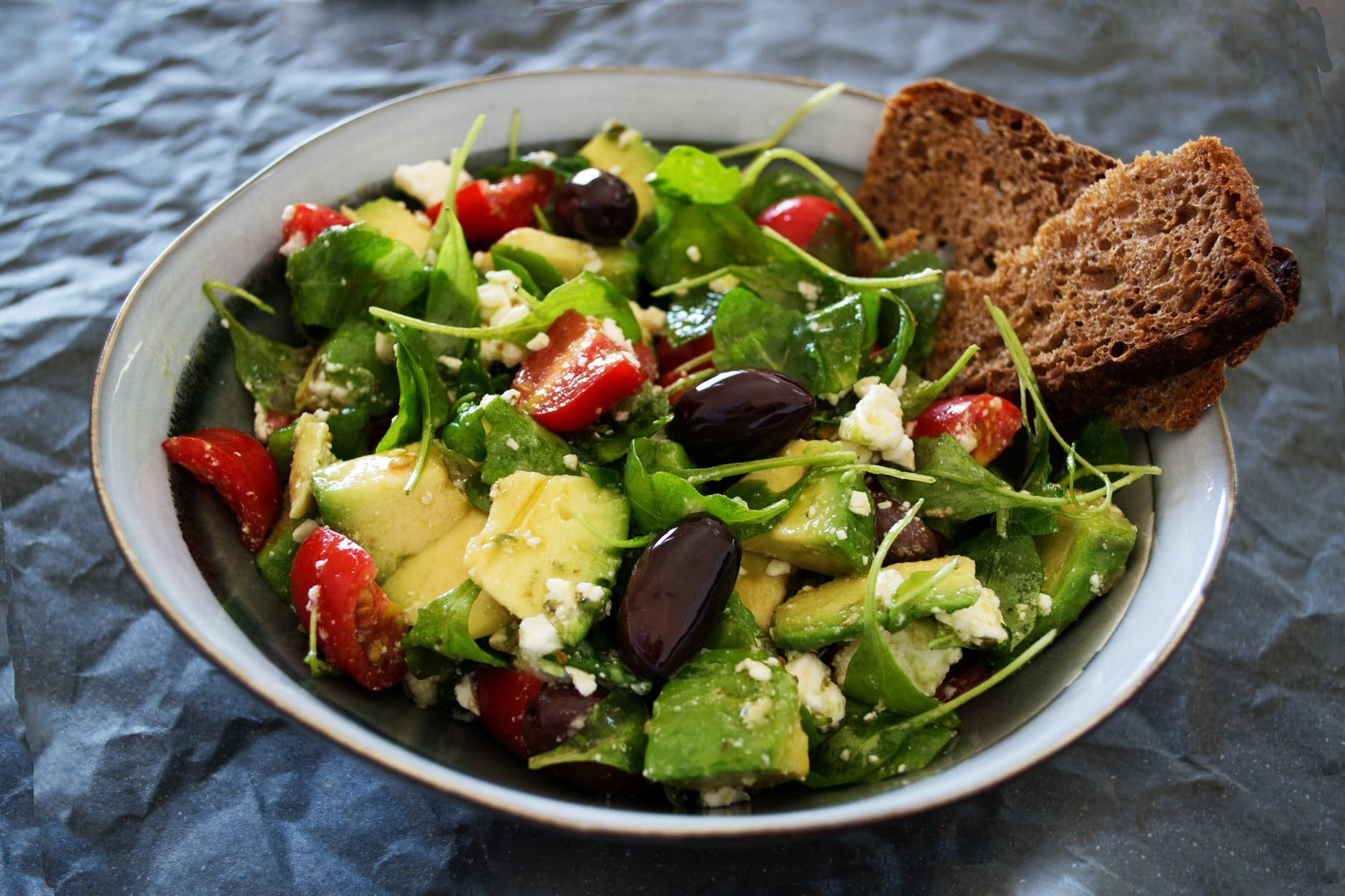 How to make a spicy olive salad