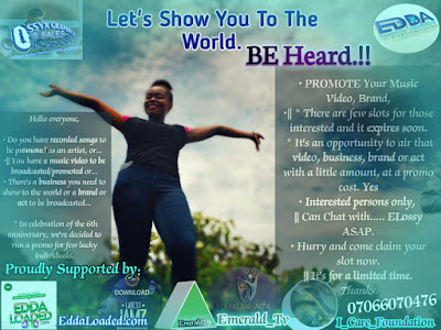 Get Your Businesses & Brands To The World... #Get_PROMOTED.! Be_HEARD.!! BE_SEEN!!!!