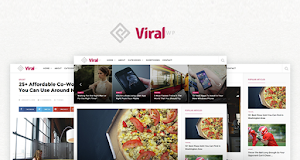 ViralWP offers tons of features and it's easy to customise