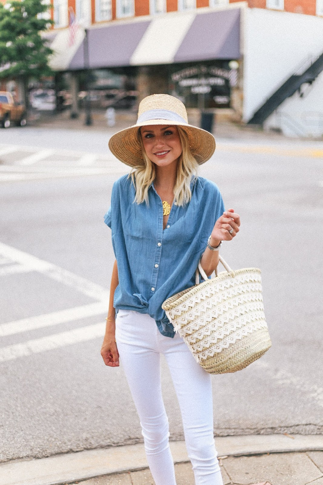 d0c9dc42acc7e Cohesive Summer Wardrobe You Can Mix and Match