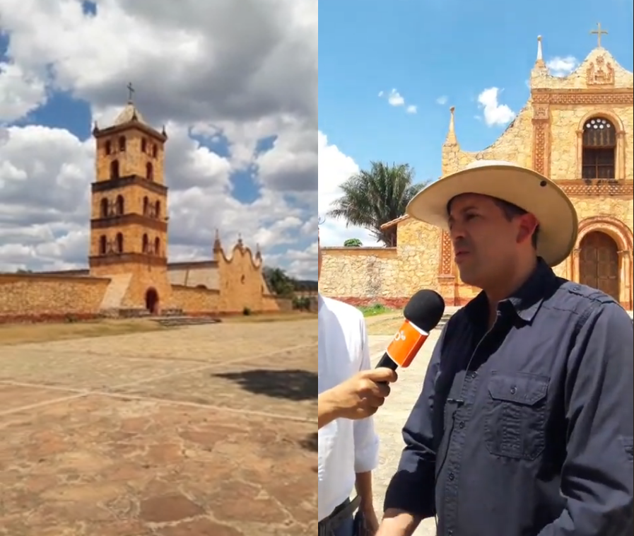 Camacho visitó cinco municipios para verificar nuevos asentamientos indocumentados / RRSS