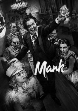 Mank 2020 HDRip 720p Dual Audio