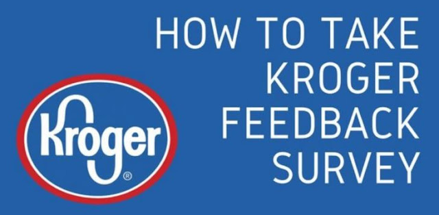 kroger feedback customer survey