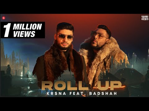 ROLL UP LYRICS - KRSNA - BADSHAH