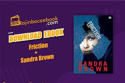 Download Novel Friction by Sandra Brown Pdf