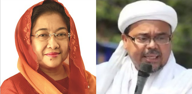 Keruntuhan Bangsa, Haluan Pancasila Megawati Dan Rizieqisme