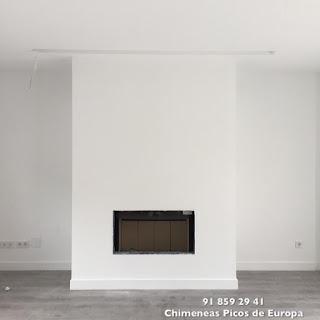 venta e instalación, diseños de chimeneas para proyectos.