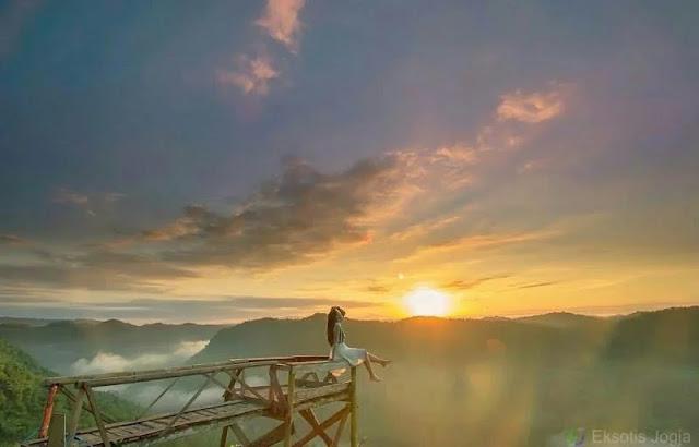 Bukit Penguk Kediwung Jogja