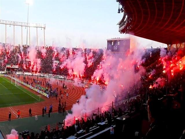 عاجل.. الجامعة الملكية المغربية لكرة القدم تقرر إجراء المسابقات الرياضية التابعة لها بدون جمهور
