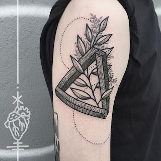 blackwork tattoo new york