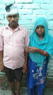 सीतापुर : आपसी रंजिश के चलते दबंगों ने घर बुलाकर गरीब को मारा पीड़ित ने थाने में दी तहरीर