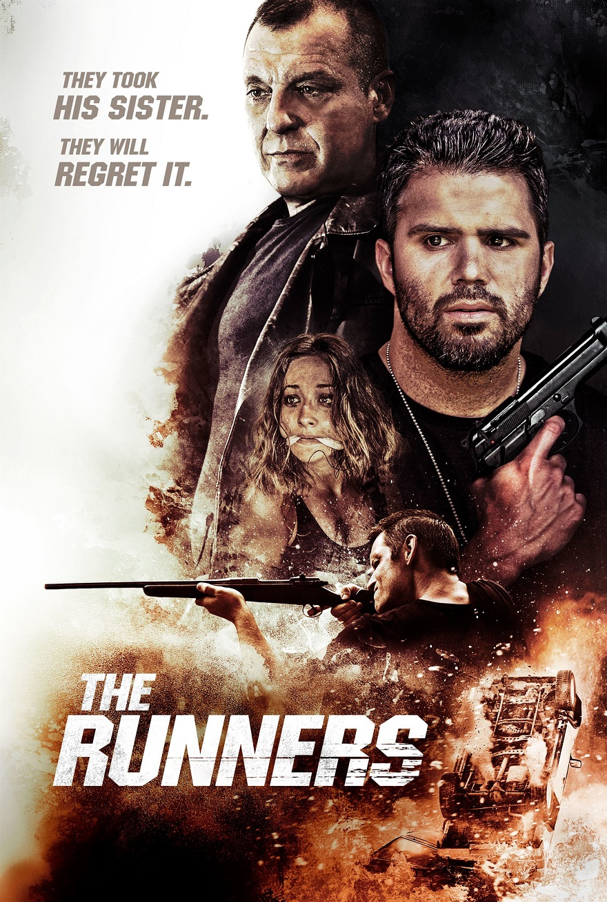 Been To The Movies The Runners Poster Trailer Starring Micah Lyons And Netty Leach