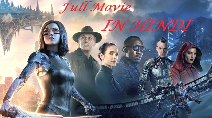 Alita Battle Angel Full Movie Download Hindi Bluray Bolly4u