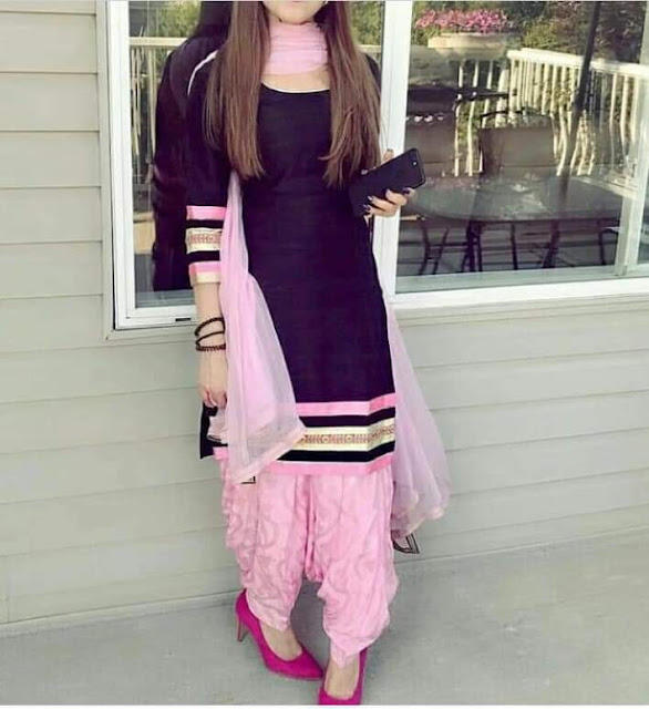 Punjabi Suits for Teej