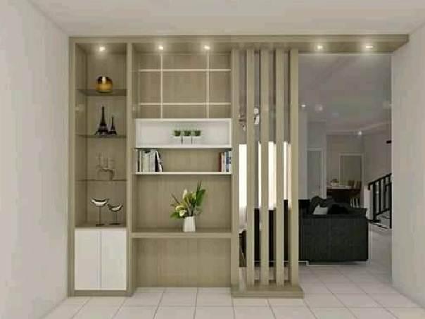 Desain Ruangan Rumah Minimalis Type 45 Untuk Ruang keluarga