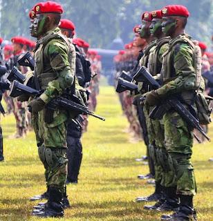 Komando Pasukan Khusus (Kopassus) TNI AD