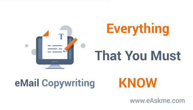 Email Copywriting: What You Should Know: eAskme