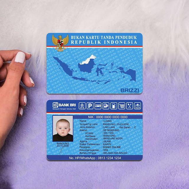 Mockup Custom Card BRIZZI
