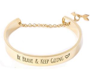 bracelet cadeau femme doré
