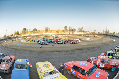 Emotional Night of Racing for Schweitzer Family at Bakersfield Speedway