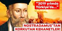 «Πόλεμος Ελλάδας – Τουρκίας το 2019»: Η ανατριχιαστική προφητεία του Νοστράδαμου