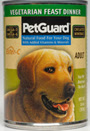 Picture of Petguard Vegetarian Feast Canned Dog Food