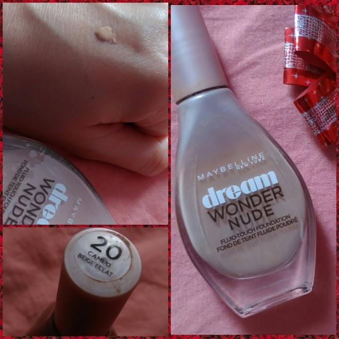 Review: Dream Wonder Nude foundation