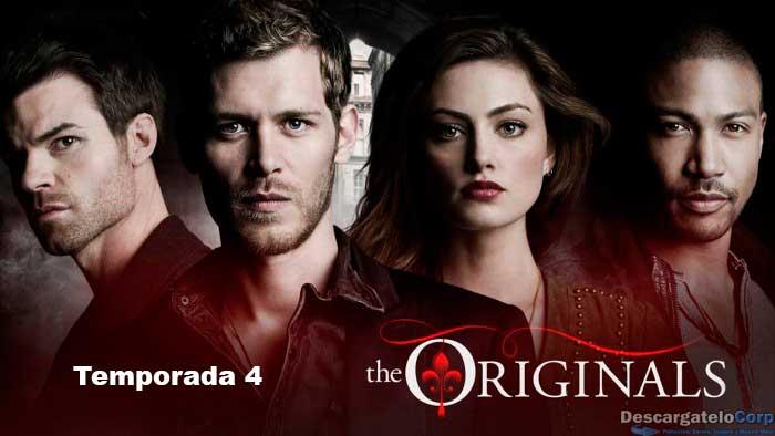 The Originals Temporada 4 Completa HD Latino Dual
