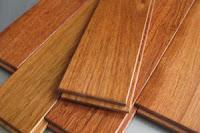 lantai kayu solid