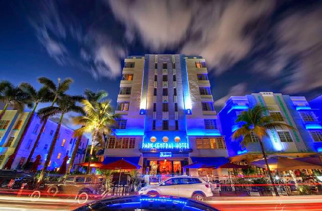 Hotel Park Central em Miami