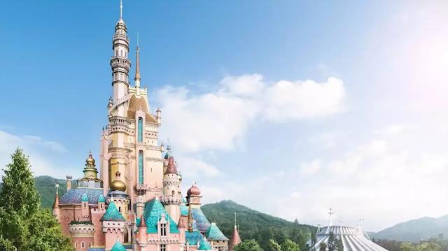 Hong Kong Disneyland temporarily close July 15 香港迪士尼樂園將由 2020年7月15日起暫時關閉