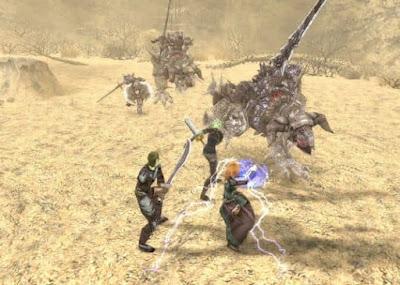 لعبة Dungeon Siege II للكمبيوتر