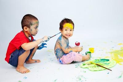 10 Cara Meningkatkan Kreativitas Anak Pada Usia Dini
