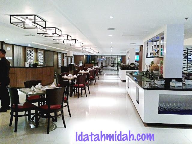 Parch Devile Restaurant,  Best Western Premiere La Grande Hotel Bandung