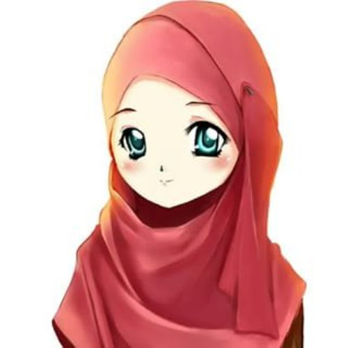 kumpulan gambar kartun muslimah yang cantik kumpulan
